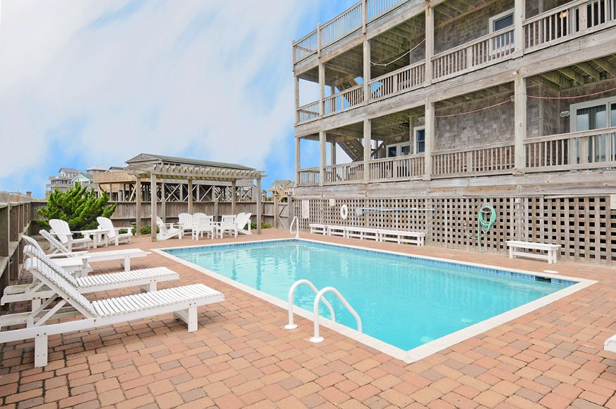 Top Rated Pools on Hatteras Island