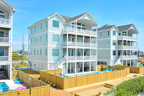 Vacation Rental Homes on Hatteras Island