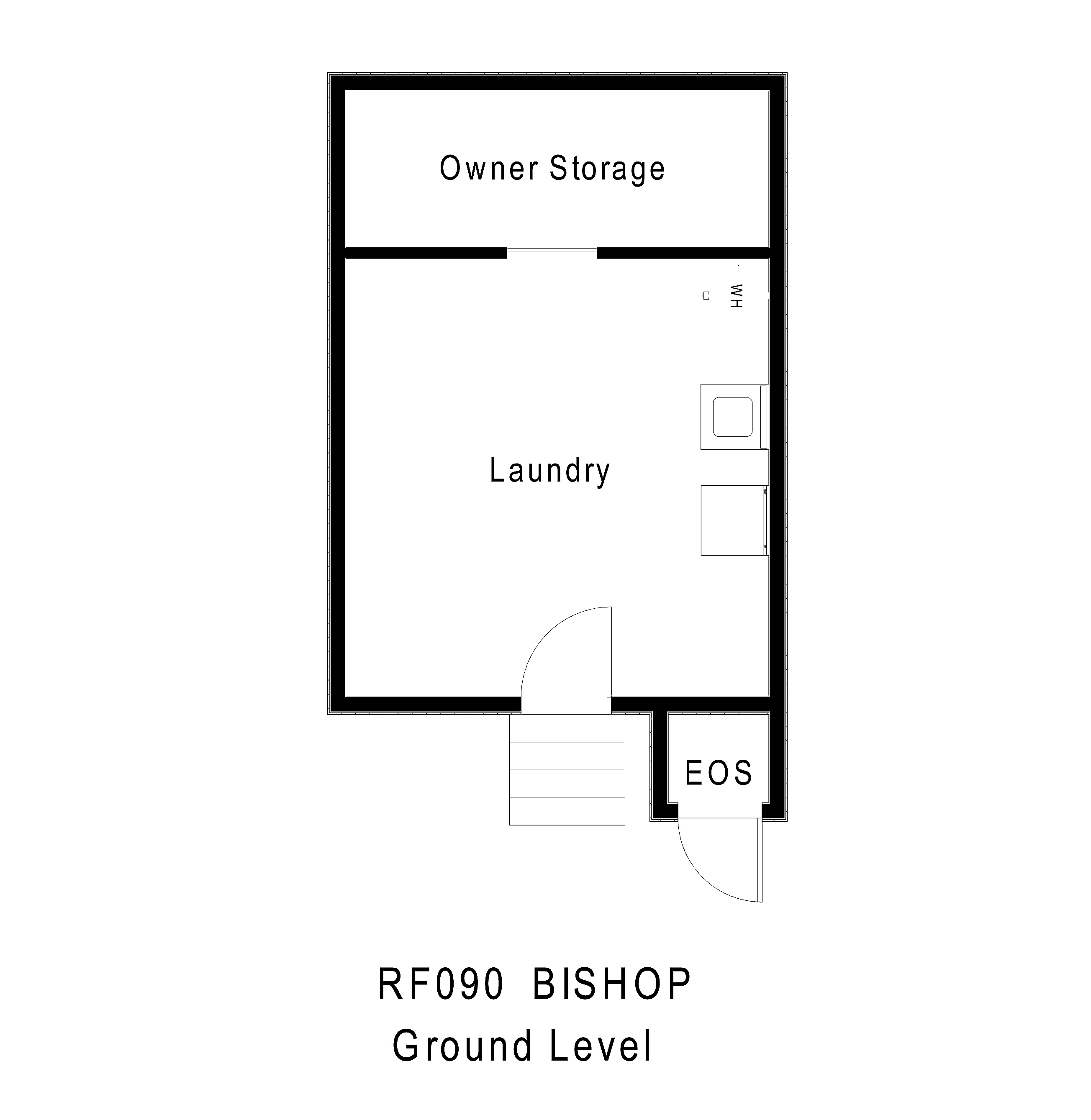 Eastpoint Green Floor Plan 100