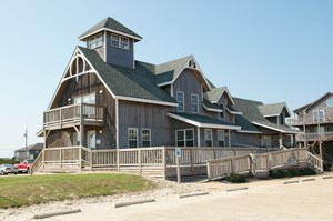 Midgett Realty Rodanthe Office