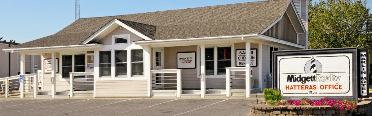 Midgett Realty Offices Hatteras Island
