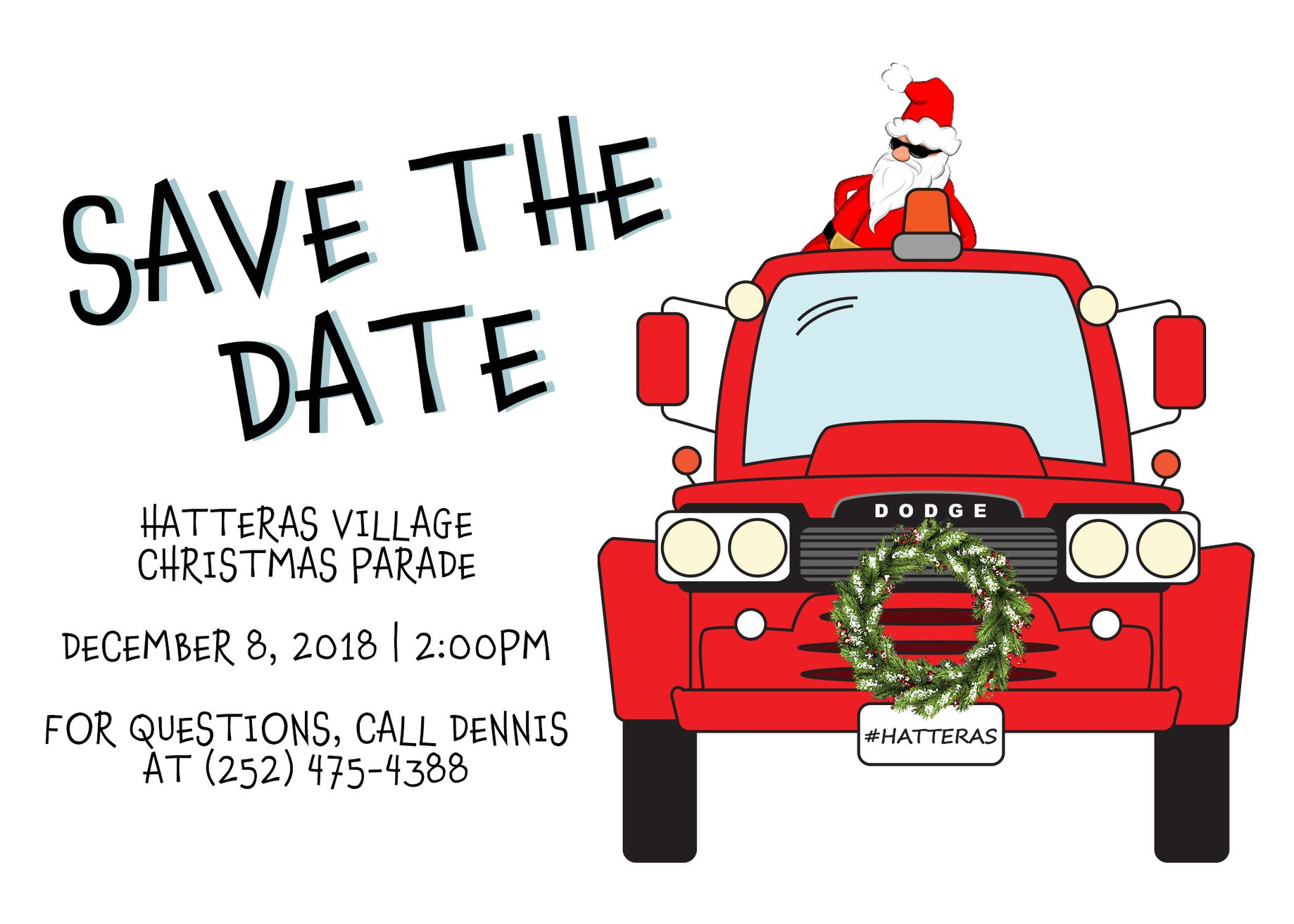 Hatteras Village Christmas Parade | Hatteras Events