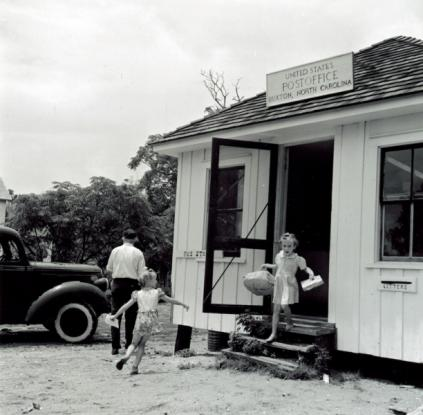 Hatteras Island post office