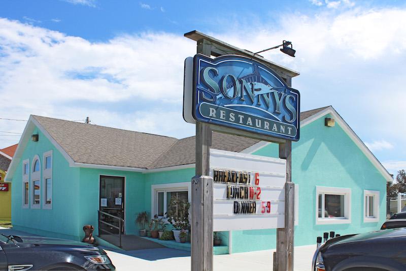 Sonny S Waterfront Restaurant Hatteras