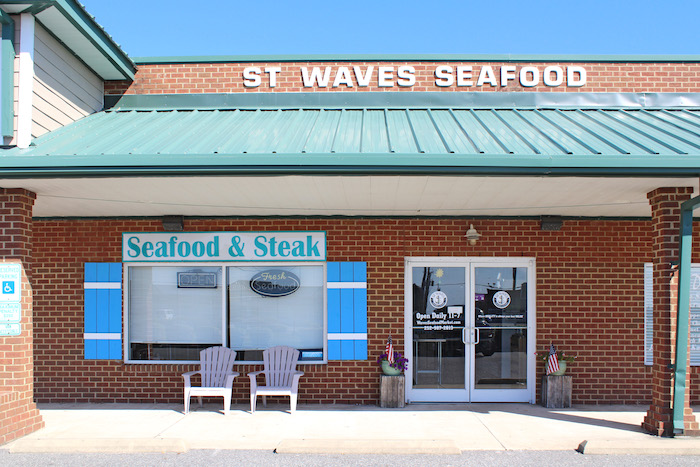 St Waves Seafood and Steak