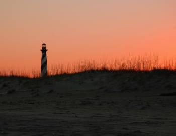 Cape Hatteras Lighthouse in Buxton, NC