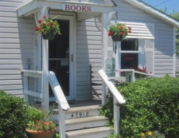 Buxton Village Books on Hatteras Island