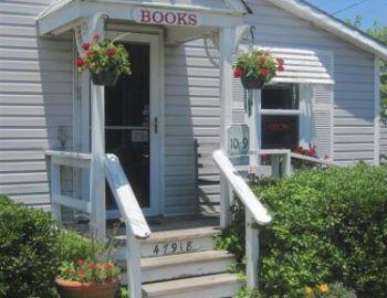Buxton Village Books on Hatteras Island
