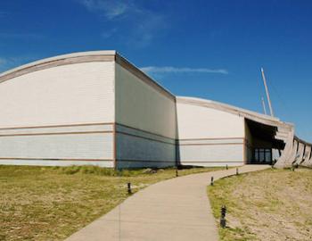Graveyard of the Atlantic Museum on Hatteras