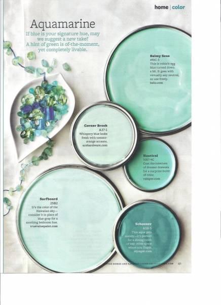 Design Tip Thursday Paint Palette Outer Banks Blog