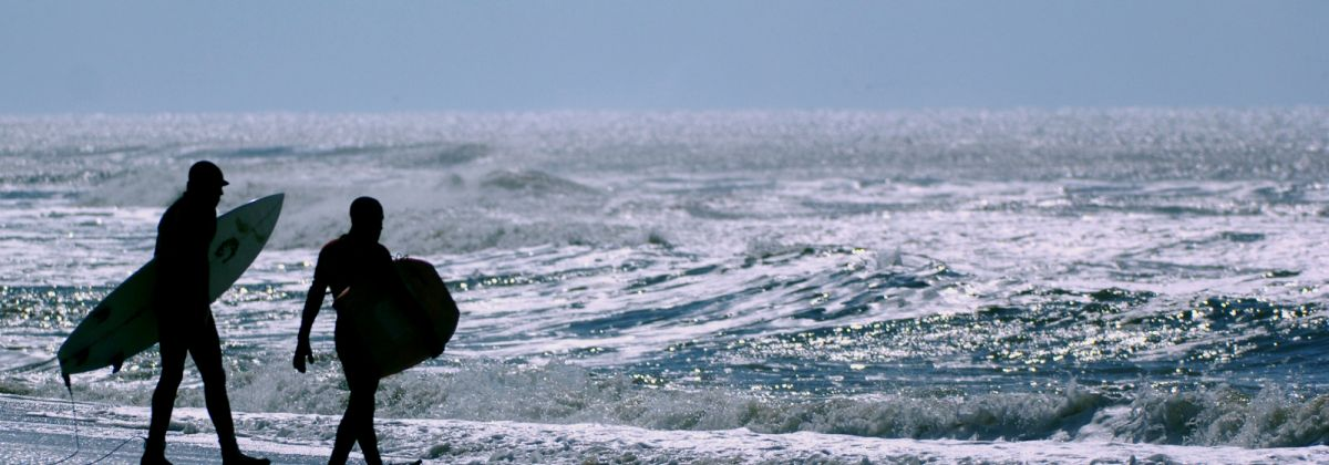 Outer Banks Surfing