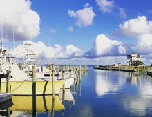Fall Specials on Hatteras Island
