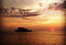 Hatteras Ocracoke ferry line