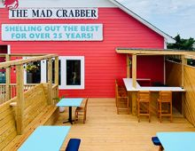Photo Courtesy of Mad Crabber Restaurant
