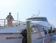 Hatteras Island - Ocracoke Passenger Ferry