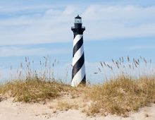 Recycling with Midgett Realty on Hatteras Island