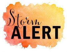 Storm Alert
