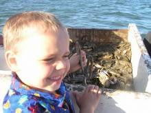 The Happy Crabber