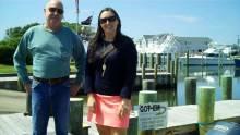 Teach's Lair Marina Fishing Report May 17, 2013