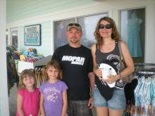 Prize Wave Winners - Hatteras Island Vacation