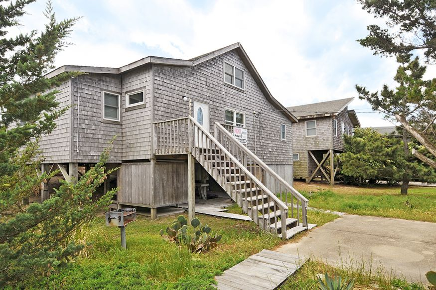 Oceanfront Vacation Rental - Avon on the Beach