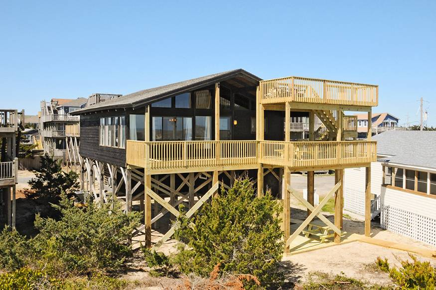 Sensational Oceanfront Vacation Rental The Sweet Spot In Avon Beutiful Home Inspiration Truamahrainfo