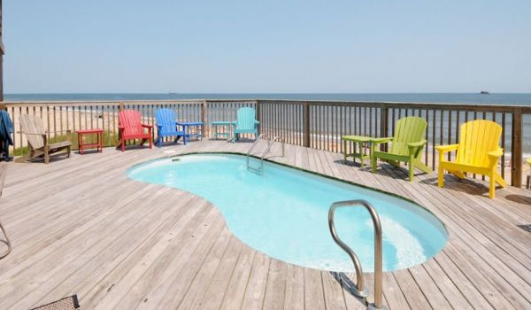 Hatteras vacation rentals with private pool