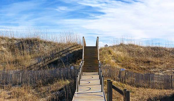 Summerplace Community Beach Access