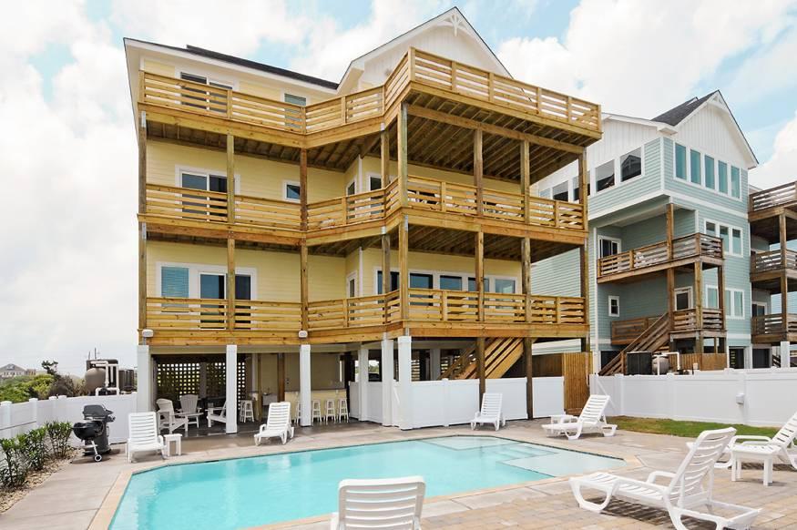Top Pools on Hatteras Island