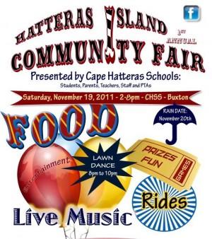Hatteras Island Community Fair